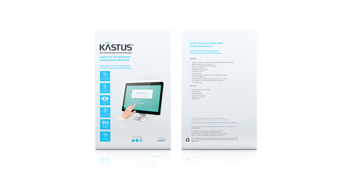 Kastus® Screen Protector